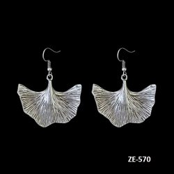 Zamak Earrings ZE-570