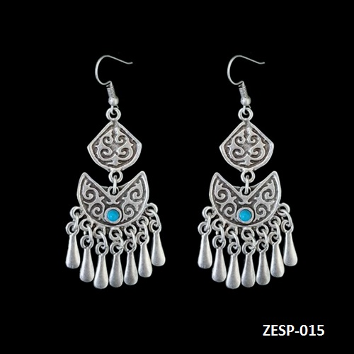 Zamak Earrings