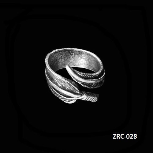 Silver plated Brass Ring