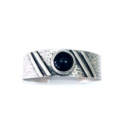 Silver Plated Zamac Bracelet