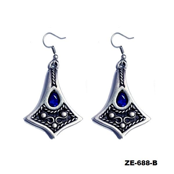 Zamak Earrings